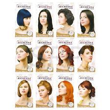 RICHENNA Color Cream Hair Color, Hair Dye K beauty Korea