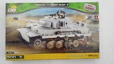 Cobi PzKpfw VI Tiger Ausf. E, 2462, Original Rare Set, Ideal for Collectors