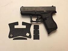 Textured Rubber Gun Grip Tape Enhancements Wrap for Glock 42 Tactical Gun Parts
