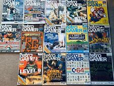 Retro Gamer Magazine Early Issues 39-96 *VGC*