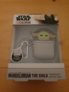 Official Disney Star Wars Baby Yoda The Mandalorian Apple Airpods Case