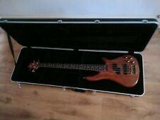 More details for vintage v940 bubinga bass guitar + gator hard case