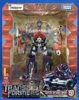 Transformers RA-24 Buster Optimus Prime Figure Revenge of the Fallen