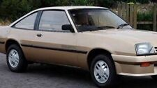 Opel Manta 1.8s Berlinetta - Decal Graphics