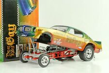 1970 Pontiac Firebird Don Ron Gay Hotrod Dragster Funny car 1:18 Auto world Ertl