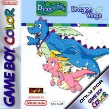 Nintendo GameBoy Color Spiel - Daragon Tales: Dragon Wings Modul