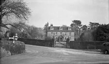 B/W Negative  Woolbeding West Sussex 1940s +Copyright DB683