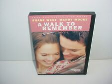 A Walk to Remember DVD Movie