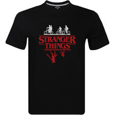 Stranger Things Upside Down Inspired Season 2 Netflix  TV Series Men's T shirt