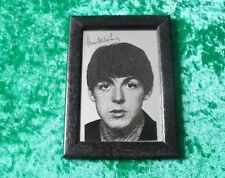 The Beatles Spiegelbild PAUL McCARTNEY Spiegel Bild Motivspiegel (18,3 x 13,2 cm