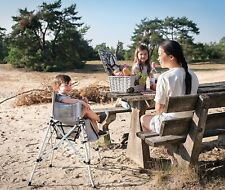 HIGH CHAIR FOR THE OUTDOORS FAMILY FANTASTIC OFFER WAS £79 NOW ONLY £25.99