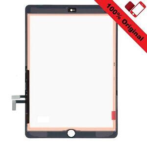 """iPad 5 Orignal 9,7"""" (2017) Display Touch Screen Glas Frontscheibe Weiß Air 1 Gen"""