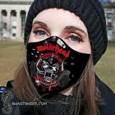 Motorhead-rock-band-3D Facemask For Men-Women 2020