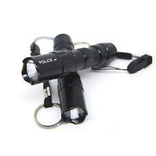 Waterproof LED Camping 3W Hiking Police Torchlight Torch Flashlight Light Lamp