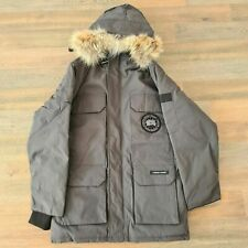 Canada Goose Expedition Parka, Size L, Black Edition