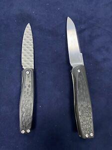 "Knife model ""Lapka"""