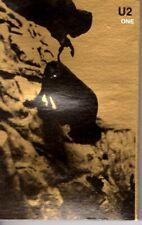 U2 Bono One 1 1992 Hard Classic Rock Roll Cassette Tape Single Pop