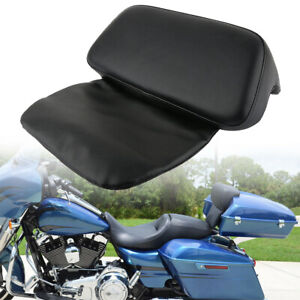 Chopped Backrest Pad for 14-18 Harley Touring Razor Chopped Tour Pak Pack Trunk