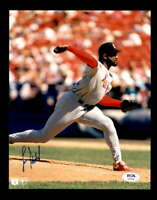 Lee Smith PSA DNA Coa Hand Signed 8x10 Photo Autograph