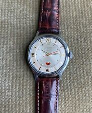 Junghans Automatic Herrenuhr - POWER RESERVE Cal. 680.75 (J80/12) 35 mm ca.1951