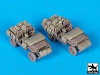 Italeri von Blackdog in 1//72 M3 Scout car accessories set