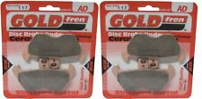 Brake Disc Pads Front Goldfren For BMW R 1150 GS 1999