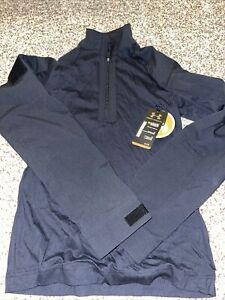 Under Armour UA Tactical Storm Long Sleeve Sz Small Water Resistant Pullover