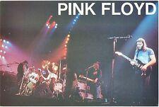 Pink Floyd on stage c1980 (Pub. Splash No.X130)