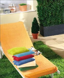 Liegenauflage Schonbezug 70x200 7 Farben Bezug Handtuchstoff Schoner Abdeckung