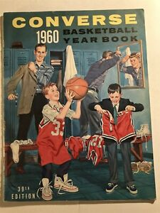1960 Converse Basketball ALL AMERICANS Jerry WEST Oscar ROBERTSON Boston Celtics