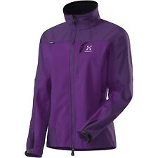 HAGLOFS PELAMIS WINDSTOPPER SOFT SHELL NWT WOMENS XSMALL    $324