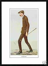 GOLF  -  PACKET  OF  100  REPRINTS  -  VANITY  FAIR  -  GOLFER  -  JAMES  BRAID