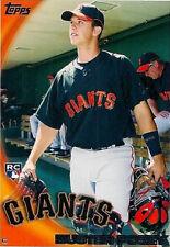 2010 Topps Buster Posey #2 Baseball Card