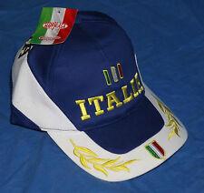 Cappellino ITALIA con visiera