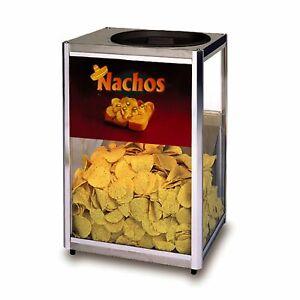 Gold Medal Nacho Tortilla Chips Warmer Display Cabinet
