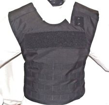 New Large Tactical Plate Carrier IIIA Body Armor BulletProof Vest