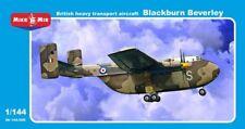 1/144 MikroMir Blackburn Beverley British Heavy Transport Aircraft