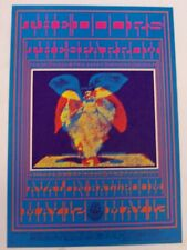 Doors Sparrow Fd 61-1 poster 2nd print Nm condition