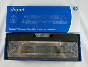 Dapol OO Gauge D1003C Class 52 BR Green #D1038 Western Sovereign