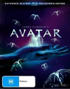 Avatar: Extended Collector's Edition *FREE Next Day Post* Blu-ray - Region B