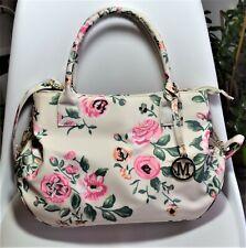 Ladies Large Floral Hand Bag