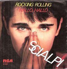 ROCKING ROLLING - HALLO', HALLO'# SCIALPI