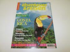Abenteuer & Reisen - September 09 / 1997 - Costa Rica, Ungarn, Himalaya