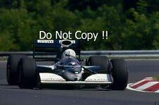 Martin Brundle Brabham BT60Y hongrois Grand prix 1991 PHOTO