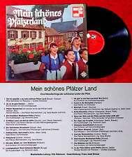 LP Mein schönes Pfälzer Land (Telefunken Musik für Alle NT 294) D