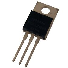 2 irf640n International Rectifier MOSFET transistor 200v 18a 150w 0,15r 854117