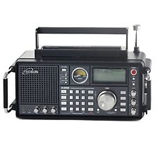 TECSUN S2000 PLL Dual Conversion AM/FM MW LW Aircraft Band Radio Receiver F/S