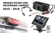 Van Reversing Reverse Parking Camera and Monitor Compatible With Nissan NV200