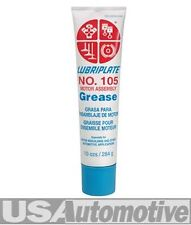 LUBRIPLATE NO. 105 MOTOR ENGINE ASSEMBLY LUBE OIL GREASE - 10 oz / 284g Tube