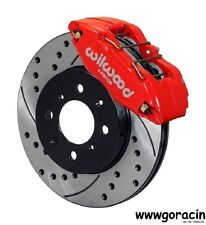 Honda Civic,Acura Integra,Civic,DPHA Front Calipers and Rotors Wilwood-